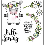 Wooly Spring Stamp Set