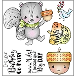Awww Nuts Stamp Set