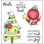 Decorate Christmas Stamp Set