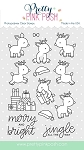 Reindeer Friends Stamp Set