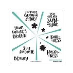 Sunshine Turnabout Stamp Set
