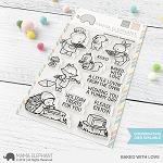 Baked With Love Stamp Set