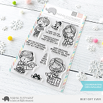 Best Gift Ever Stamp Set