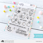 Eggtastic Stamp Set