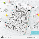 Gingerbread Cookies Stamp Set