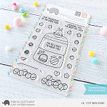Lil Toy Machine Stamp Set
