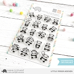 Little Panda Agenda Stamp Set