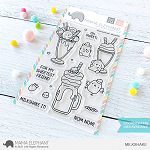 Milkshake Stamp Set