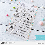 Up With Love Stamp Set