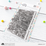 Urban City Stamp Set