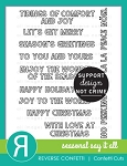 Seasonal Say It All Stamp Set