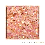 Misty Rose Petals Sequins