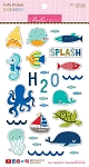 Secrets of the Sea Boy Icon Puffy Stickers