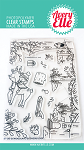 Woodland Scene Builder Stamp Set