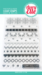 Nordic Patterns Stamp Set