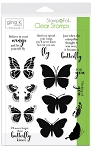 Butterfly Kisses Stamp Set