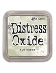Distress Oxide Ink Pad Old Paper