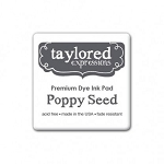 Premium Mini Ink Pad - Poppy Seed