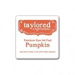 Premium Mini Ink Pad - Pumpkin