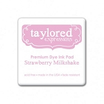 Premium Mini Ink Pad - Strawberry Milkshake