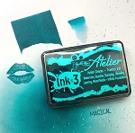 Atelier Trinity Teal Fusion Ink Pad