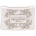 Versafine Pigment Ink Pad Smokey Gray