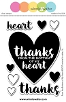 From the Bottom of My Heart Stamp Set