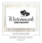 Watermark Embossing Ink Pad