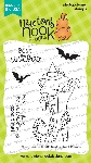 Witchy Newton Stamp Set