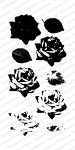 Rose Set 1 Stamp Set