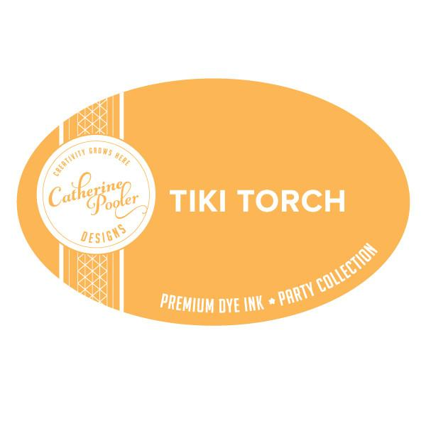 Tiki Torch Ink Pad
