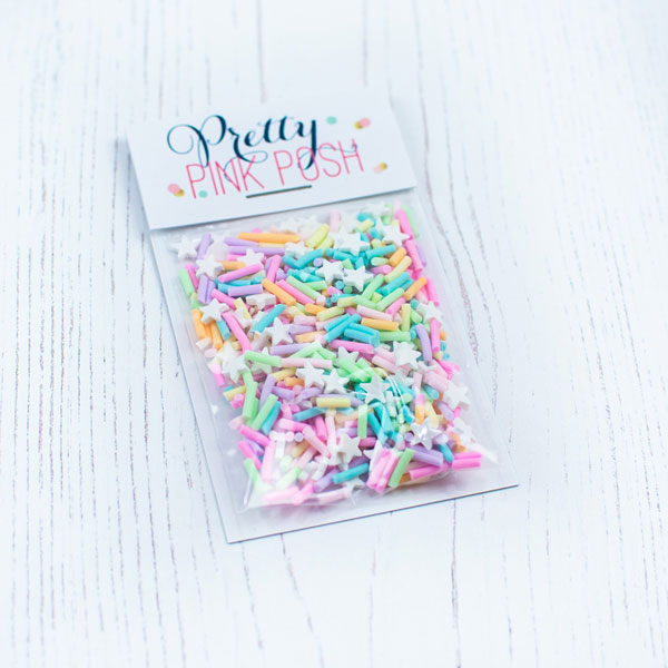 Unicorn Dreams Clay Confetti