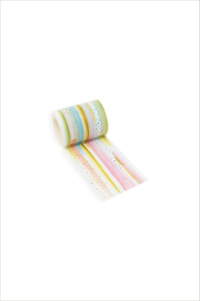 Watercolor Strokes Washi Tape