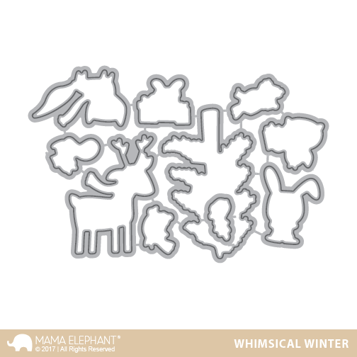 Whimsical Winter Dies