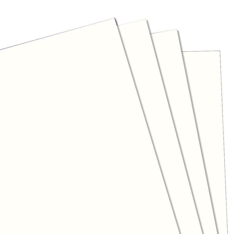 Whitewash Cardstock