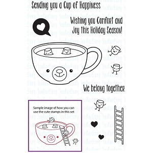 Cup of Happiness Stamp Set