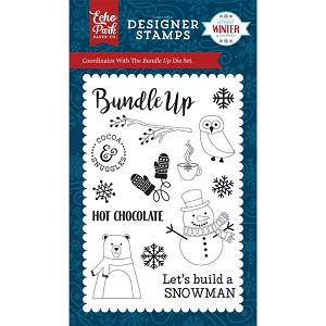 Perfect Winter Bundle Up Stamp Set
