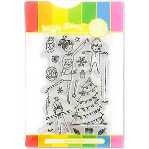 Deck the Halls Stamp & Die