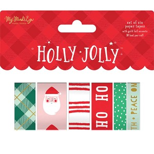 Holly Jolly Washi Tape