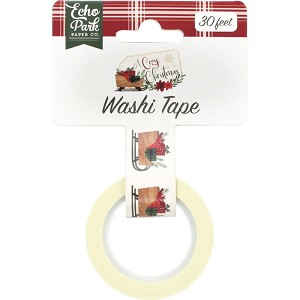 A Cozy Christmas Sleigh & Presents Washi Tape