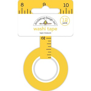 School Days Tape Measure Washi Tape
