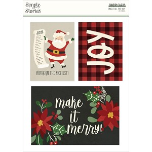 Jingle All the Way Sn@p! Cards