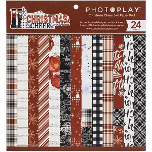 Christmas Cheer 6x6 Paper Pad