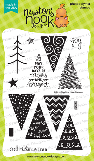 Festive Forest Stamp Set