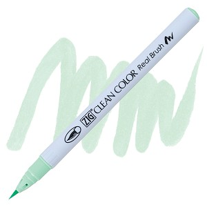 Clean Color Real Brush Marker Green Shadow