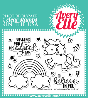 Be a Unicorn Stamp Set
