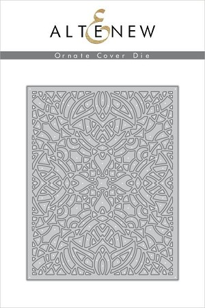 Ornate Cover Die