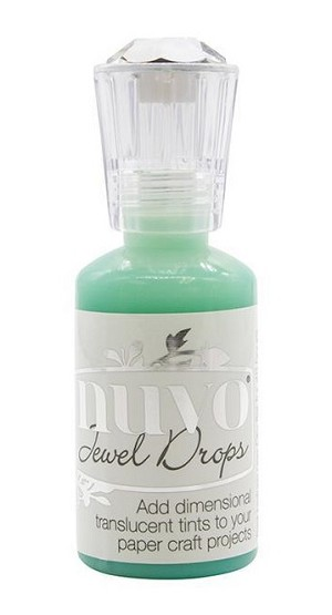 Nuvo Jewel Drops Aqua Plains