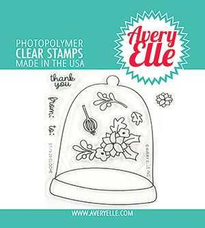 Cloche Clear Stamps