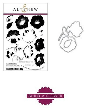 Build-A-Flower: Morning Glory Stamp & Die